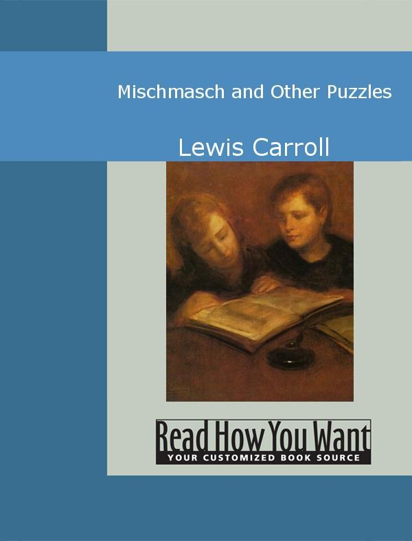 Mischmasch and Other Puzzles EB9781442938182