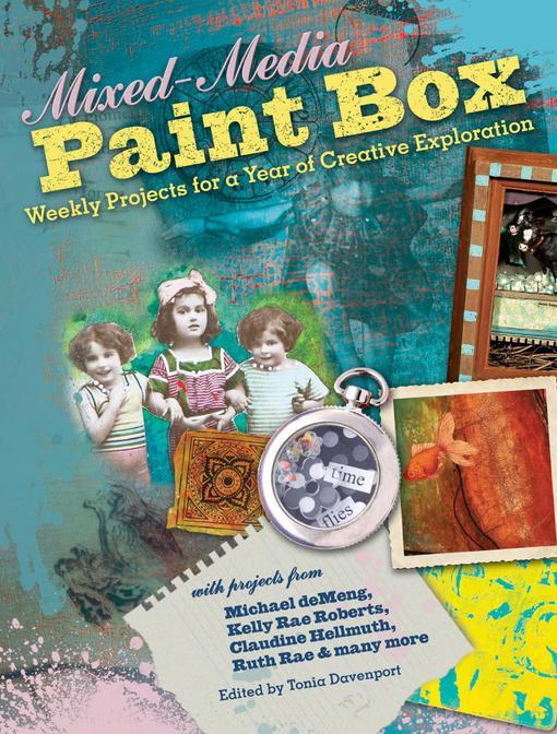 Mixed-Media Paint Box EB9781440313806