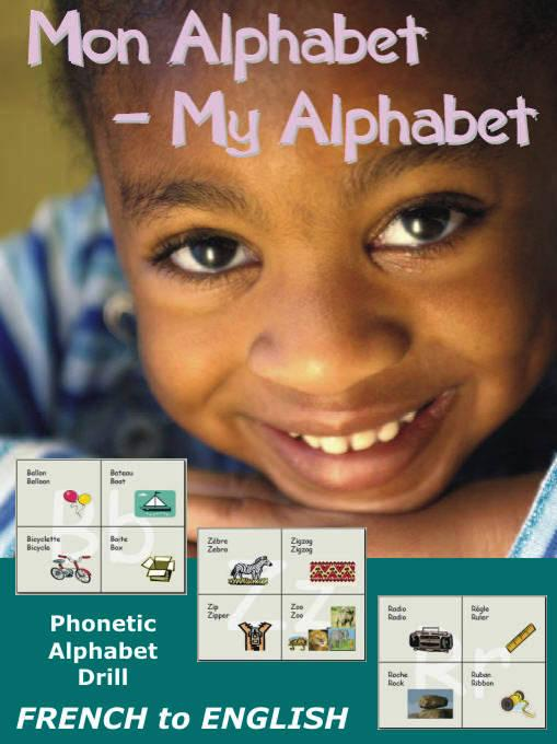 Mon Alphabet - My Alphabet EB9781597720410