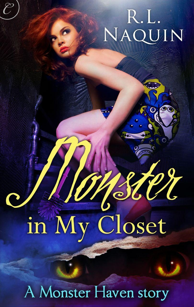 Monster in My Closet EB9781426894138