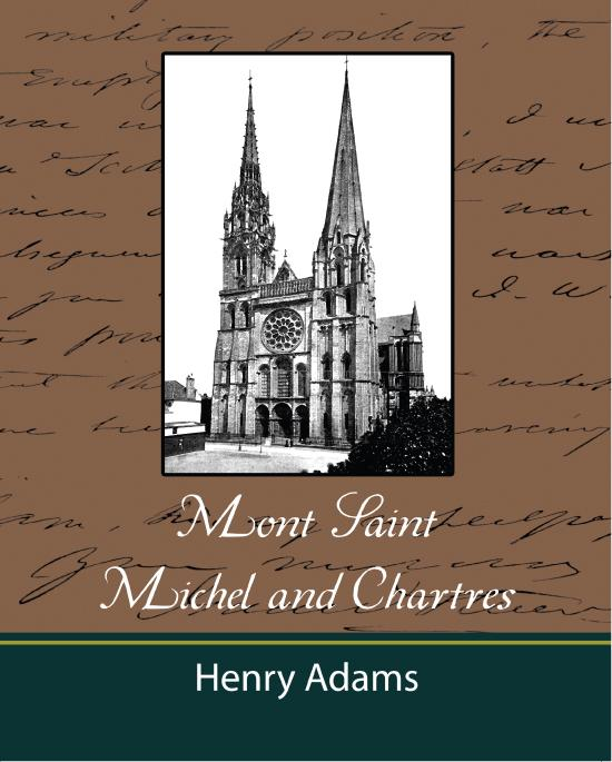 Mont-Saint-Michel and Chartres EB9781438554617