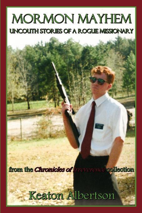 Mormon Mayhem EB9781607463078