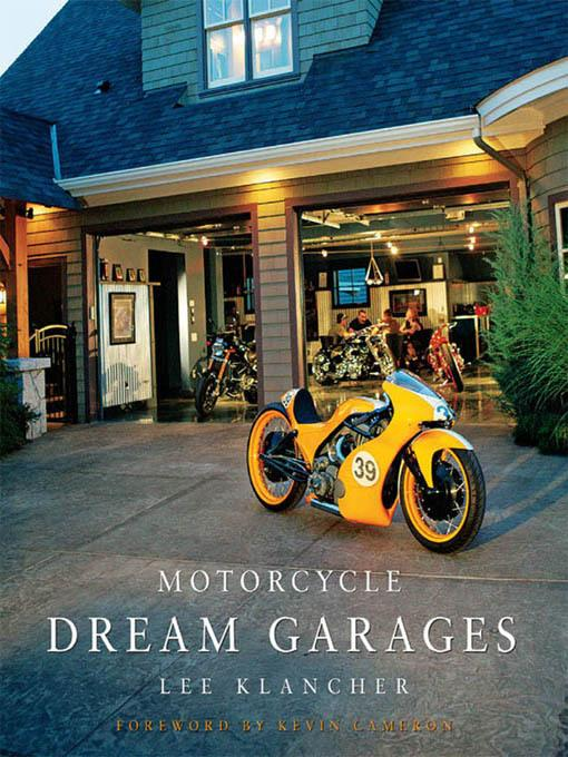 Motorcycle Dream Garages EB9781616730291