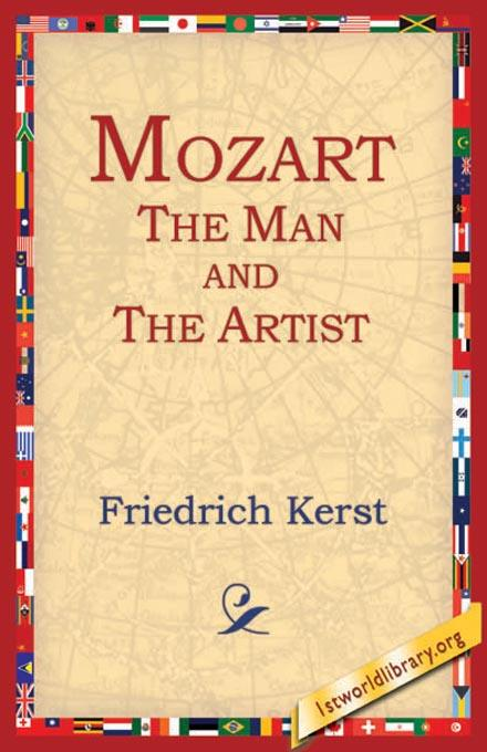 Mozart The Man And The Artist EB9781595402844