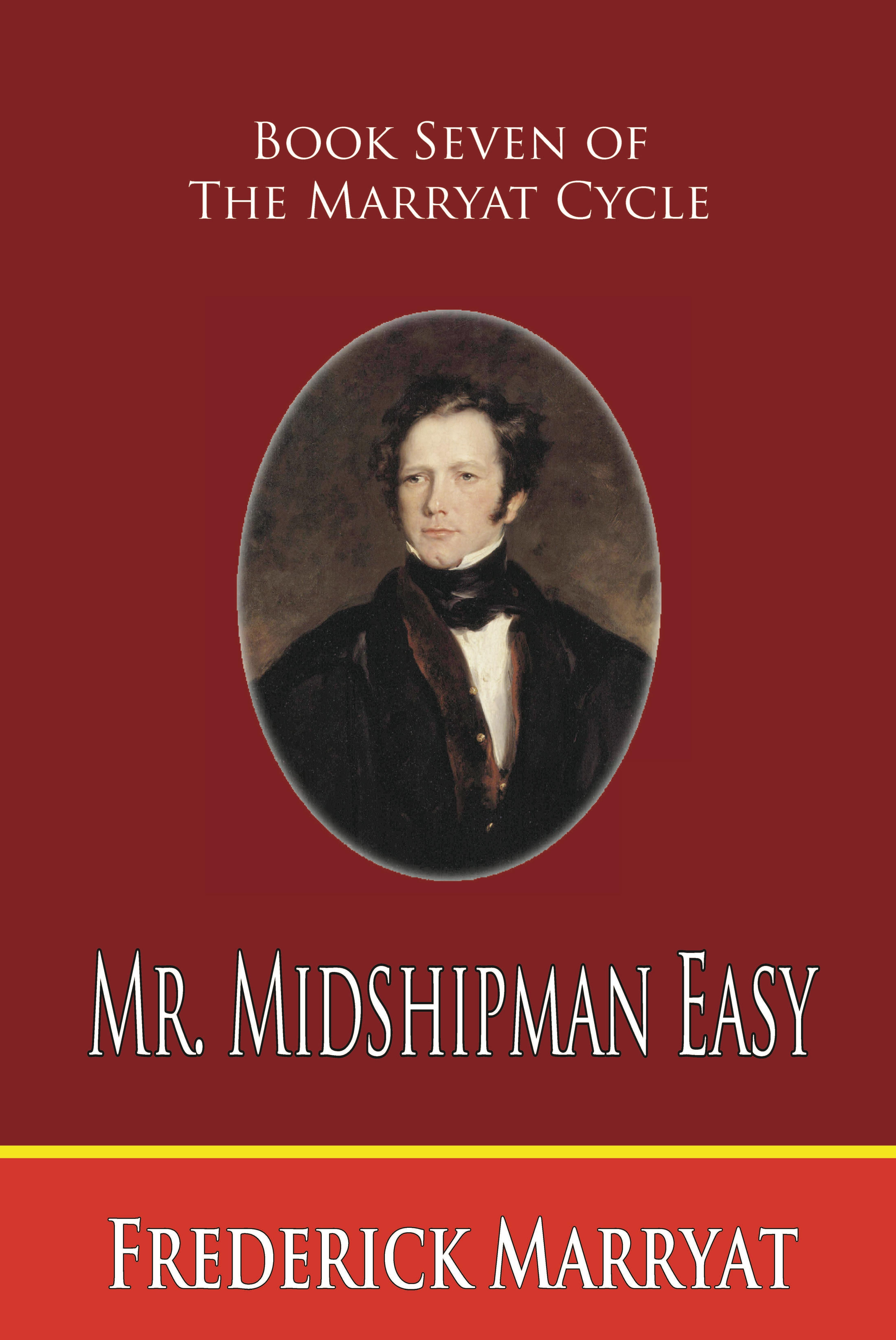 Mr. Midshipman Easy EB9781935585671