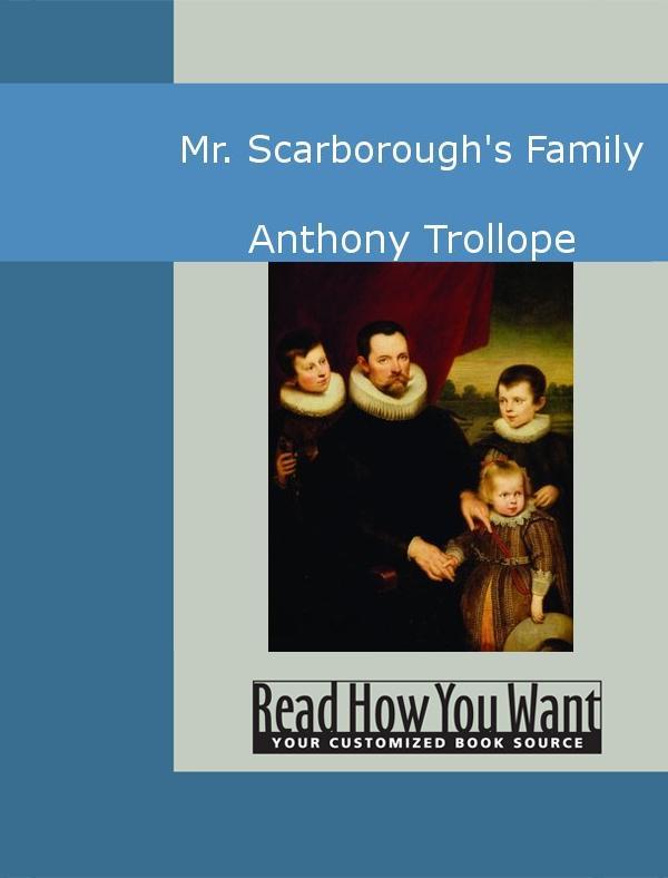 Mr. Scarborough's Family EB9781442946361