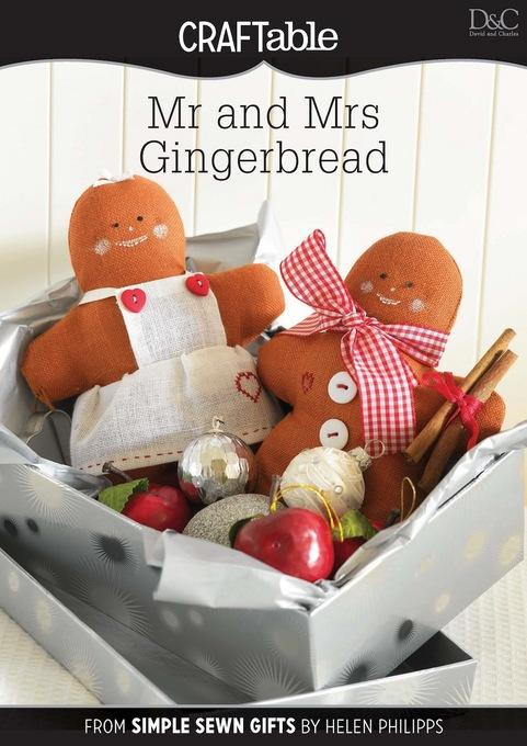 Mr. and Mrs. Gingerbread EB9781446357101