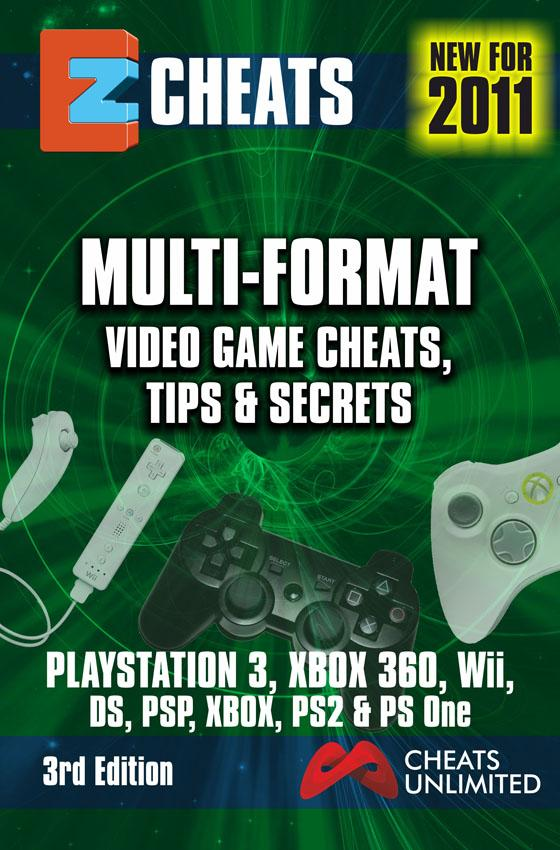 Multi-Format: Video Game Cheats, Tips and Secrets: For PS3, Xbox 360, Wii, DS, PSP, PS2, Xbox and Playstation. 3rd Edition. EB9781907759871