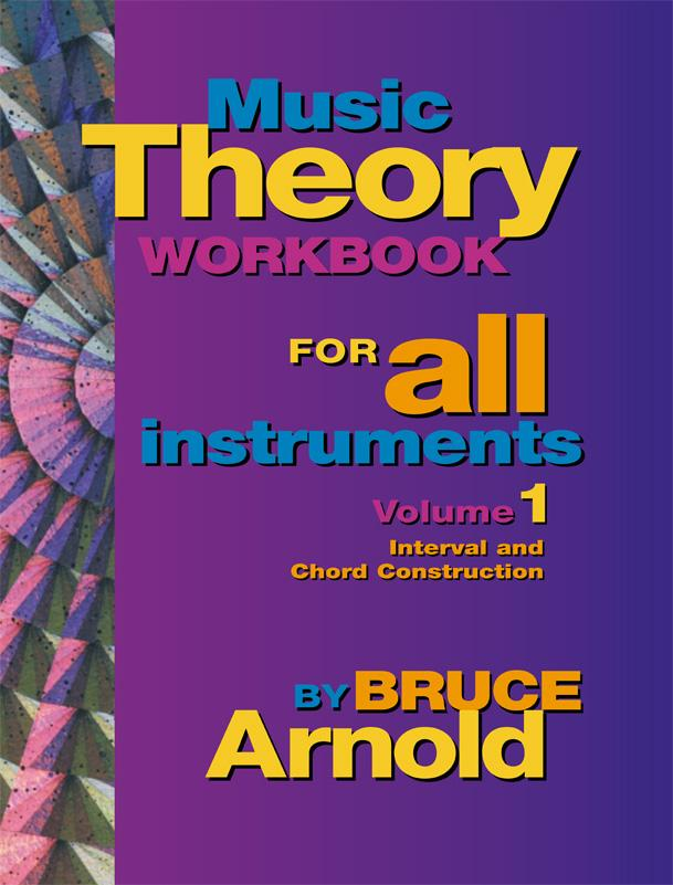 Music Theory Workbook for All Instruments Volume One EB9781594898907