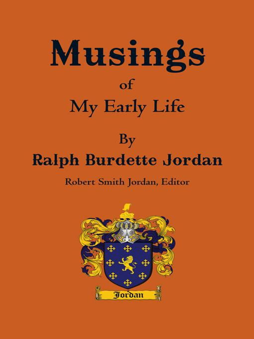 Musings: of My Early Life EB9781462068340