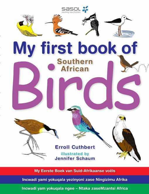 My First Book of Southern African Birds EB9781920572235