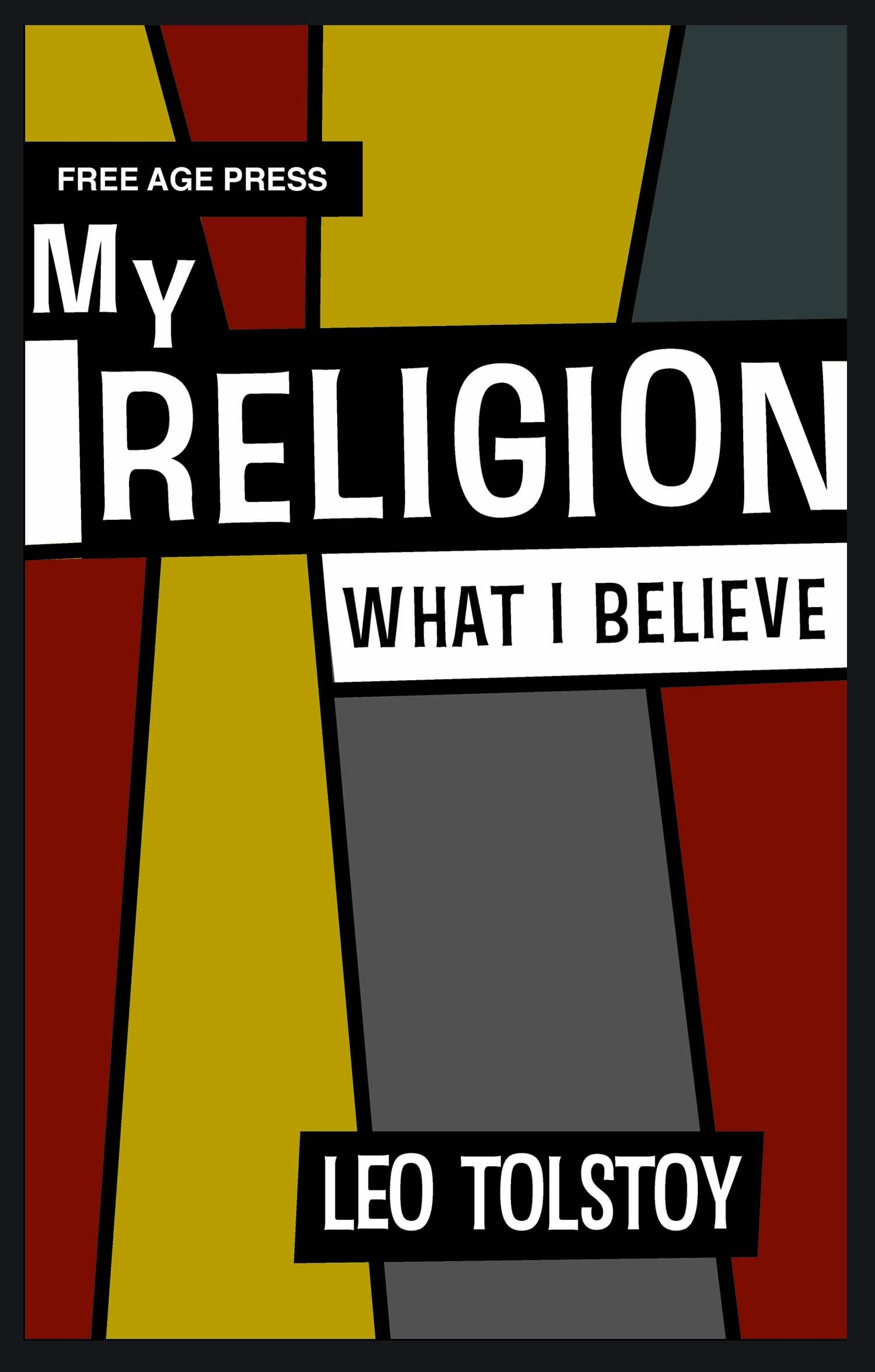 My Religion - What i Believe EB9781907355707
