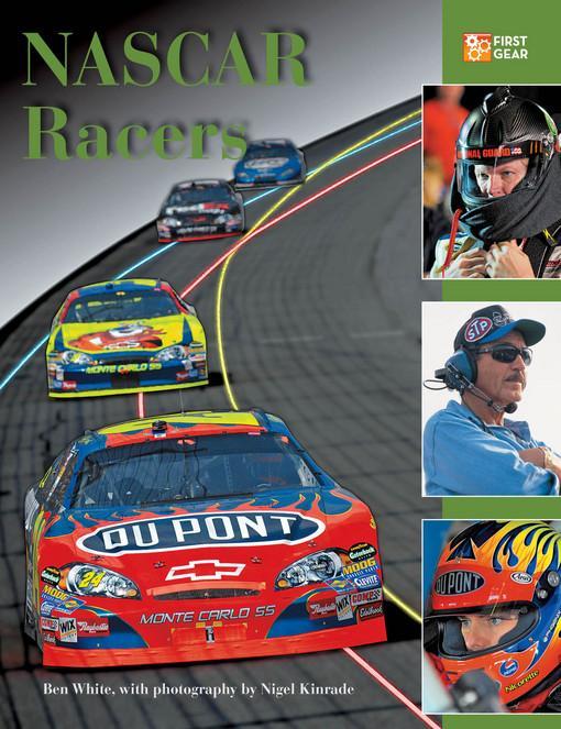 NASCAR Racers EB9781616730970