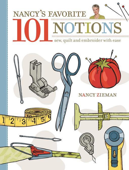 Nancy's Favorite 101 Notions EB9781440216602
