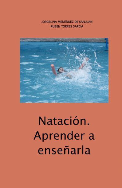 Natacion. Aprender a Ense?arla EB9781425154219