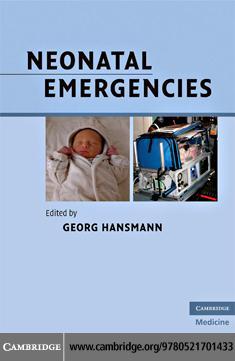 Neonatal Emergencies EB9781139005364