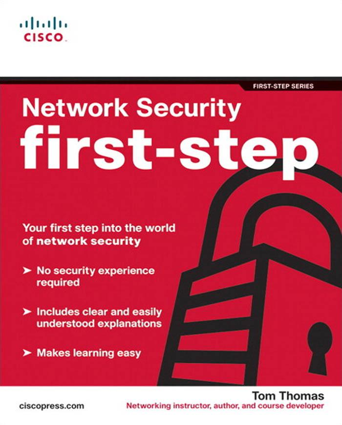 Network Security First-Step EB9781587203145