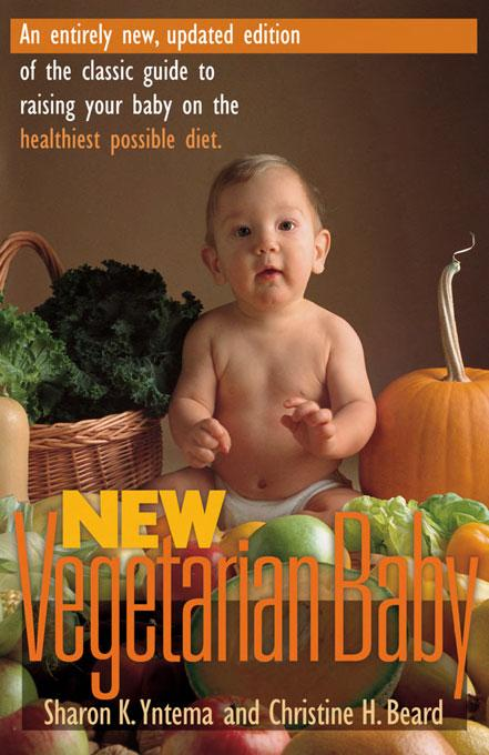 New Vegetarian Baby EB9781590133903