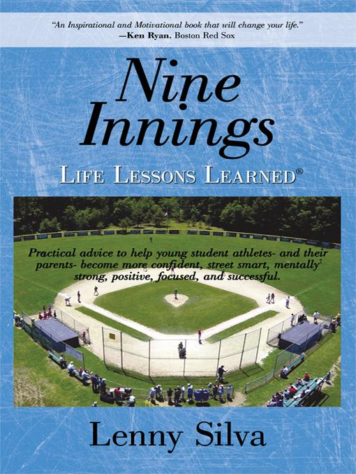 Nine Innings: Life Lessons Learned EB9781450239615