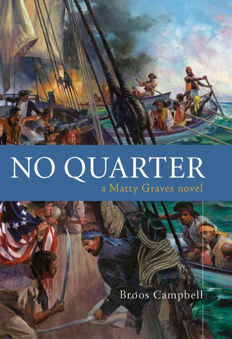 No Quarter: A Matty Graves Novel EB9781590133934