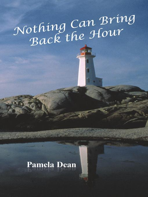 Nothing Can Bring Back the Hour EB9781462005512