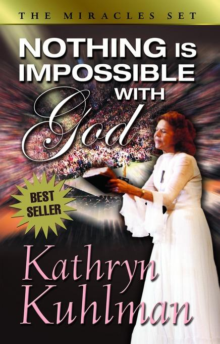Nothing Is Impossible with God EB9781458796059