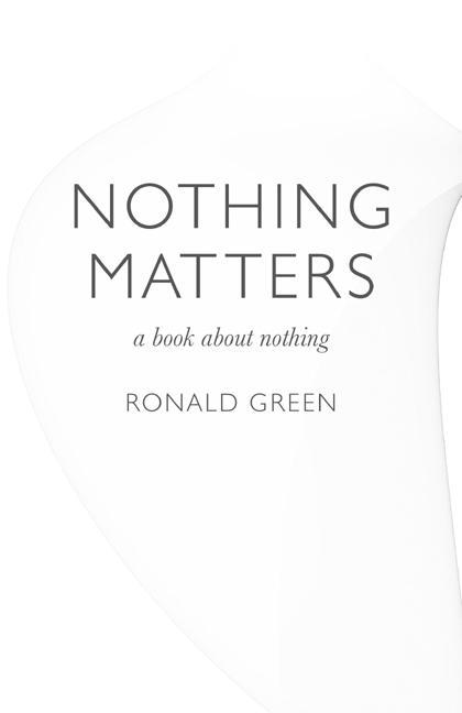 Nothing Matters EB9781780990163