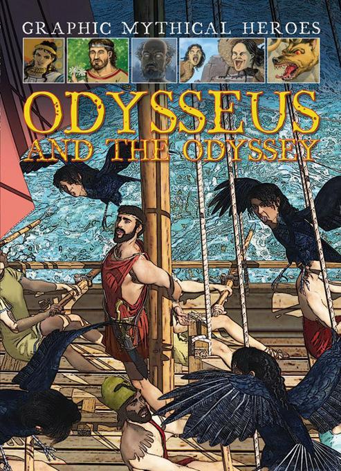 Odysseus and the Odyssey EB9781433975226