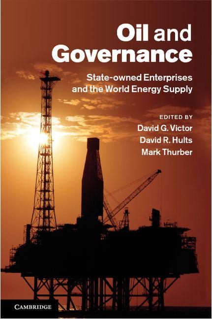 Oil and Governance EB9781139200370