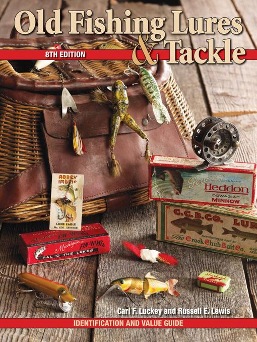 Old fishing Lures & Tackle EB9781440217968