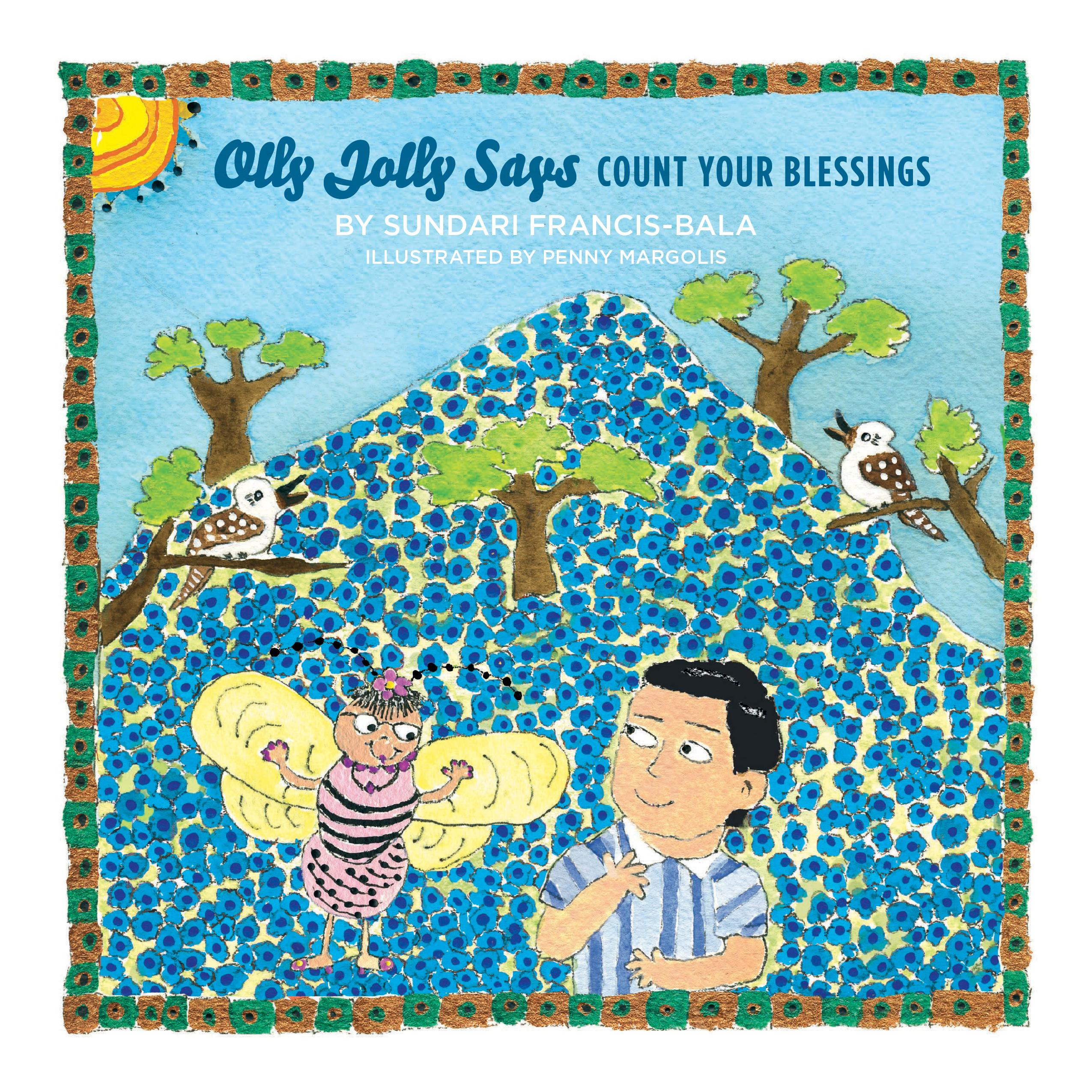 Olly Jolly Says - Count Your Blessings EB9781770974678