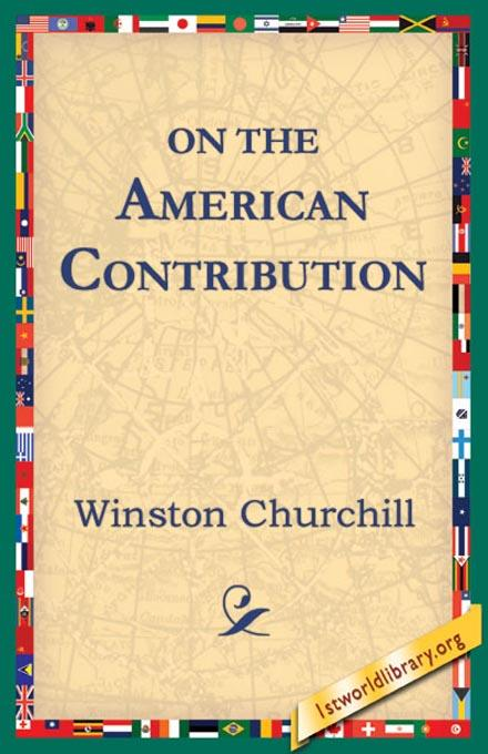 On The American Contribution EB9781595401830