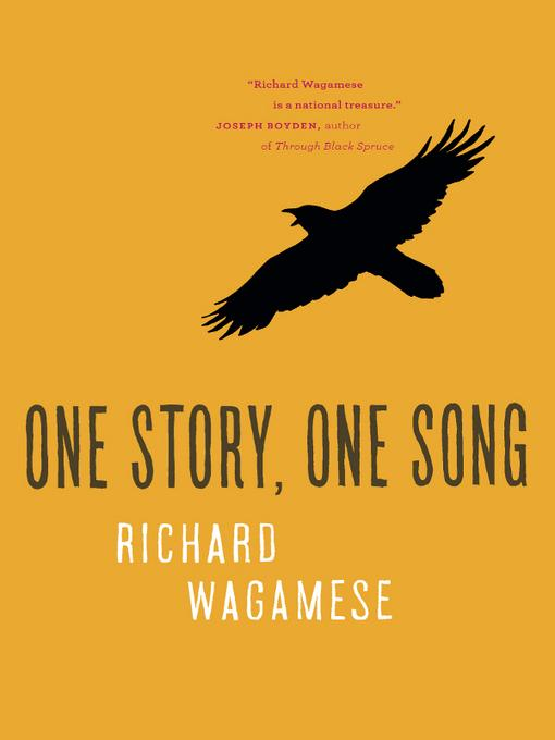 One Story, One Song EB9781553656432