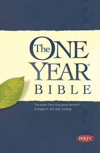 One Year Bible-NKJV EB9781414371894