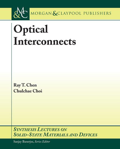 Optical Interconnects EB9781598290677