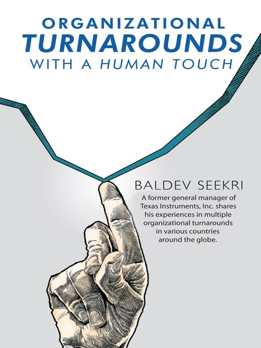 Organizational Turnarounds with a Human Touch EB9781426956133