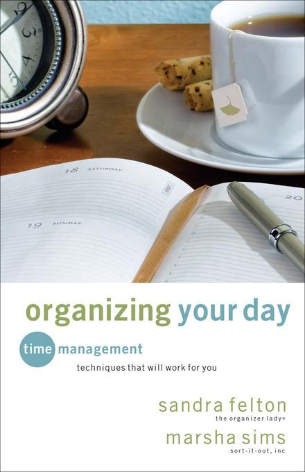 Organizing Your Day: Time Management Techniques That Will Work for You EB9781585589852
