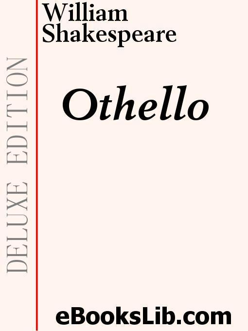 Othello EB9781412189446