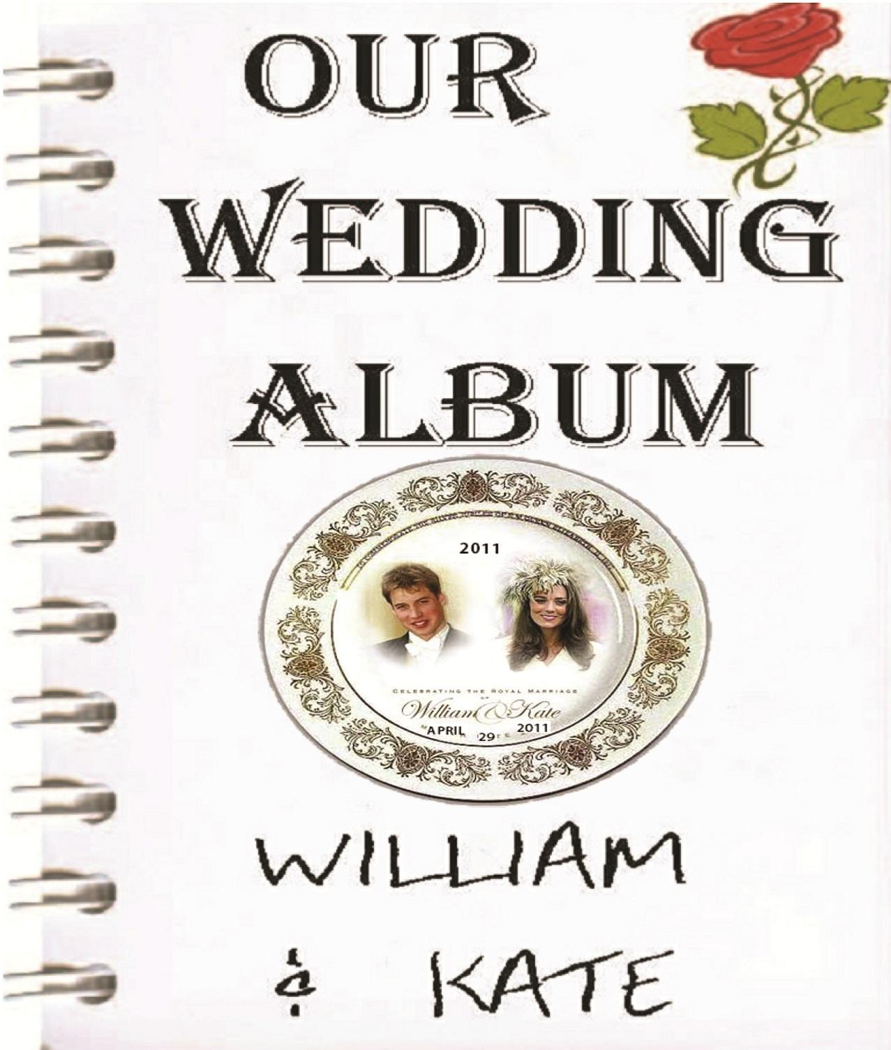 Our wedding photos. Will & Kate EB9781921936753