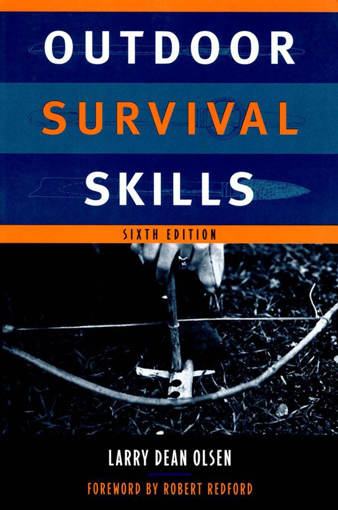 Outdoor Survival Skills, Sixth edition EB9781569764770