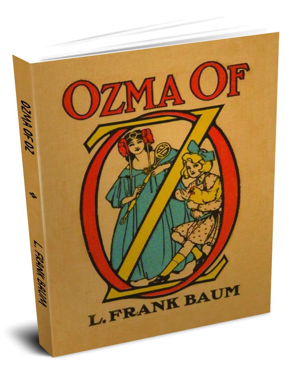 Ozma of Oz EB9781604441710
