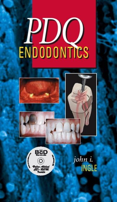 PDQ Endodontics EB9781607950752