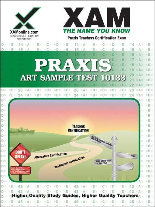 PRAXIS Art Sample Test 10133 EB9781607879664