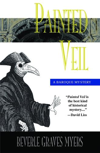 Painted Veil: The Second Baroque Mystery EB9781458712073