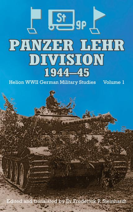 Panzer Lehr Division 1944-45 EB9781907677151
