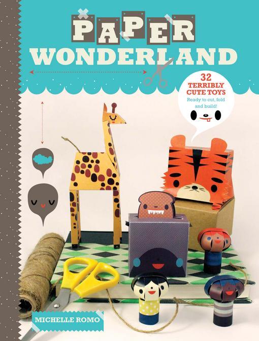 Paper Wonderland EB9781440309410