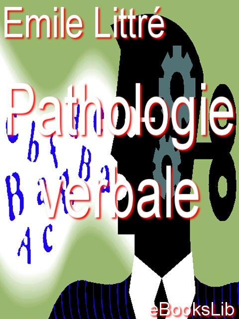 Pathologie verbale EB9781412116145