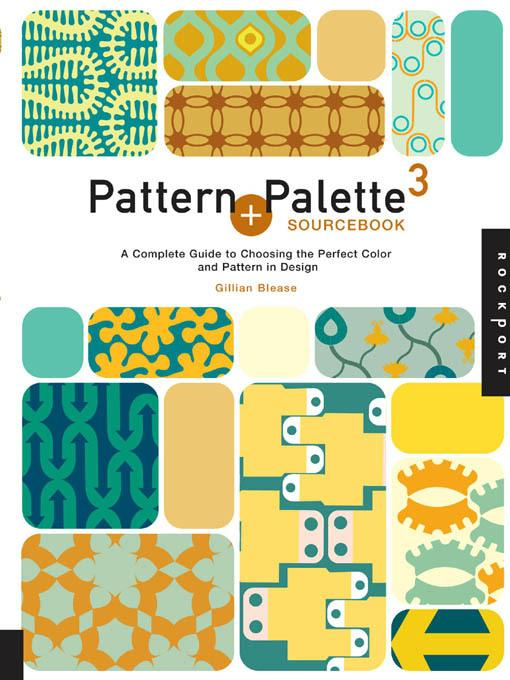 Pattern and Palette Sourcebook 3 EB9781616736590