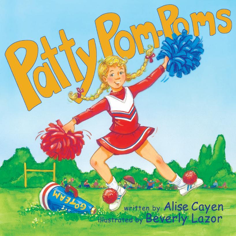Patty Pom-Poms EB9781609766856