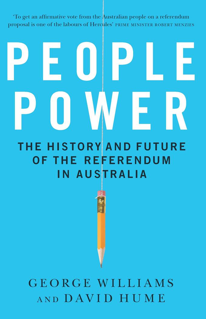 People Power: The History and Future of the Referendum in Australia